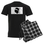 Corsica Men's Dark Pajamas
