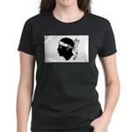 Corsica Women's Dark T-Shirt
