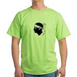 Corsica Green T-Shirt