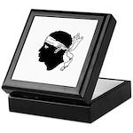 Corsica Keepsake Box