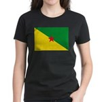 French Guiana Women's Dark T-Shirt