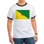 French Guiana Ringer T