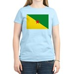 French Guiana Women's Light T-Shirt