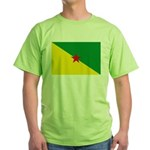 French Guiana Green T-Shirt