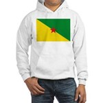 French Guiana Hooded Sweatshirt