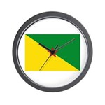 French Guiana Wall Clock