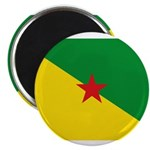 French Guiana Magnet