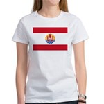 French Polynesia Women's T-Shirt