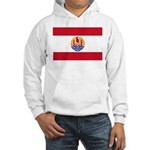 French Polynesia Hooded Sweatshirt