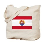 French Polynesia Tote Bag