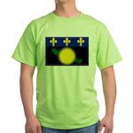 Guadeloupe Green T-Shirt