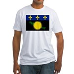 Guadeloupe Fitted T-Shirt