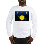 Guadeloupe Long Sleeve T-Shirt
