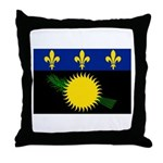 Guadeloupe Throw Pillow