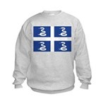 Martinique Kids Sweatshirt