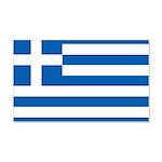 Greece 22x14 Wall Peel