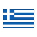 Greece 22x14 Wall Peel