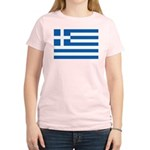 Greece Women's Light T-Shirt
