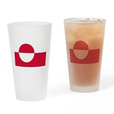 Greenland Drinking Glass