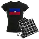Haiti Women's Dark Pajamas