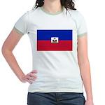 Haiti Jr. Ringer T-Shirt