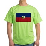 Haiti Green T-Shirt
