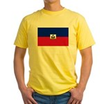 Haiti Yellow T-Shirt