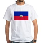 Haiti White T-Shirt