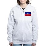 Haiti Women's Zip Hoodie