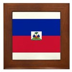 Haiti Framed Tile