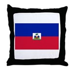 Haiti Throw Pillow