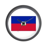 Haiti Wall Clock