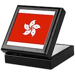 Hong Kong Keepsake Box
