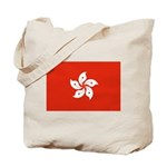 Hong Kong Tote Bag