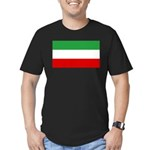 Iran Men's Fitted T-Shirt (dark)