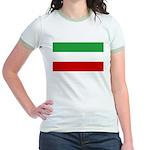 Iran Jr. Ringer T-Shirt