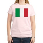 Italy Women's Light T-Shirt
