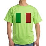 Italy Green T-Shirt
