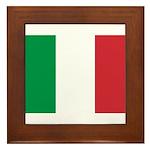 Italy Framed Tile