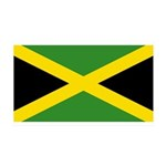 Jamaica 38.5 x 24.5 Wall Peel