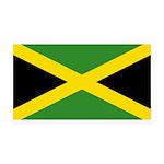 Jamaica 38.5 x 24.5 Wall Peel