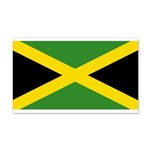 Jamaica 22x14 Wall Peel