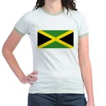 Jamaica Jr. Ringer T-Shirt