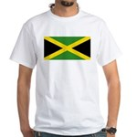 Jamaica White T-Shirt