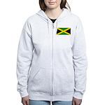 Jamaica Women's Zip Hoodie