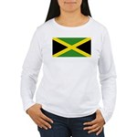 Jamaica Women's Long Sleeve T-Shirt