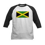 Jamaica Kids Baseball Jersey