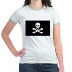 Jolly Roger Jr. Ringer T-Shirt
