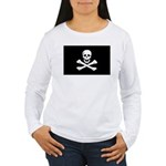 Jolly Roger Women's Long Sleeve T-Shirt