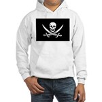 Calico Jack Rackham Jolly Rog Hooded Sweatshirt